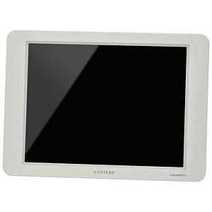 センチュリー 8インチHDMIマルチモニター plus one HDMI LCD‐8000VH2W (ホワイト)