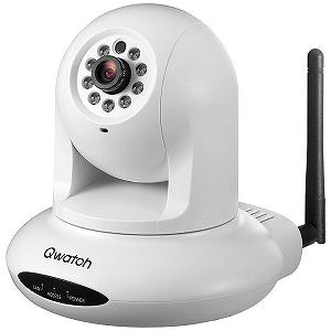 I・O・DATA 有線/無線LAN対応ネットワークカメラ TS‐WPTCAM2
