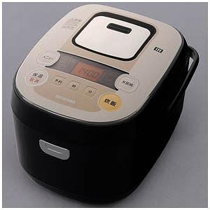 アイリスオーヤマ IH炊飯ジャー「米屋の旨み 銘柄炊き」(5.5合) KRC-IB50-B(送料無料)