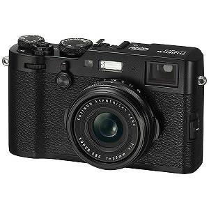 富士フイルム コンパクトデジタルカメラ FUJIFILM X100F(ブラック)