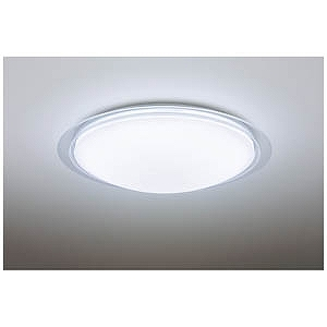 パナソニック リモコン付LEDシーリングライト(~12畳) HH-XCB1240A 調光・調色(昼光色~電球色)(送料無料)