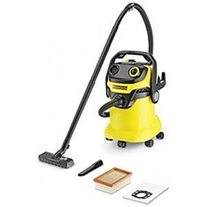 ケルヒャー 業務用掃除機「乾湿バキュームクリーナー」 WD5 1.348-201.0(送料無料)