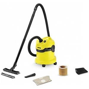 ケルヒャー 家庭用掃除機「乾湿バキュームクリーナー」 WD2 1.629-777.0