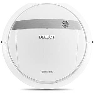 エコバックス ロボット掃除機「DEEBOT」 DM88 (プラチナホワイト)(送料無料)