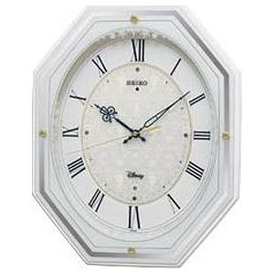 セイコー 電波掛け時計「アナと雪の女王」 FS505W
