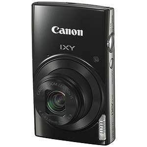 Canon コンパクトデジタルカメラ IXY(イクシー) IXY210 (ブラック)