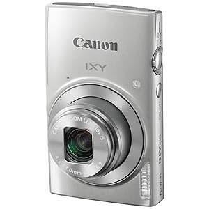 Canon コンパクトデジタルカメラ IXY(イクシー) IXY210 (シルバー)