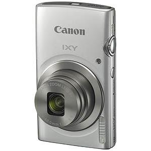 Canon コンパクトデジタルカメラ IXY(イクシー) IXY200 (シルバー)(送料無料)