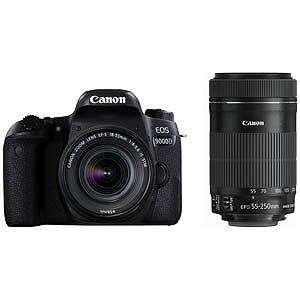 Canon デジタル一眼 EOS 9000D(W)(ダブルズームキット) EOS9000DWKIT