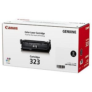 Canon (純正)トナーカートリッジ 323(ブラック) CRG-323BLK