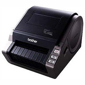 ブラザー (PC接続専用)ラベルプリンター「ピータッチ(P-touch)」 QL-1050 TypeA(送料無料)