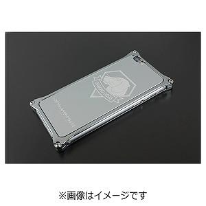 ギルドデザイン iPhone 6s/6用 ソリッドバンパー アルミ背面保護パネル付き GIKO-242MG1