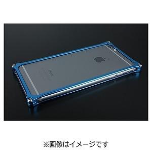 ギルドデザイン iPhone 6s Plus/6 Plus用 ソリッドバンパー GI-252BL