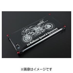 ギルドデザイン iPhone 6s Plus/6 Plus用 くまモン×ラ・ベレッツァ GKL-250BIK