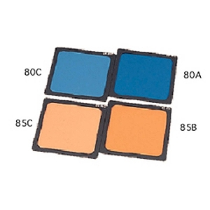 LEE 100x100mm角ポリエステルフィルターセット色温度変換(強)セットP-1 P1イロオンドヘンカンキヨウ(送料無料)