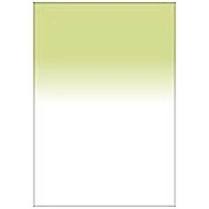 LEE LEEリーフォトグラフィック樹脂フィルター 100X150mm角 ハーフカラーグラデーショングリーン1