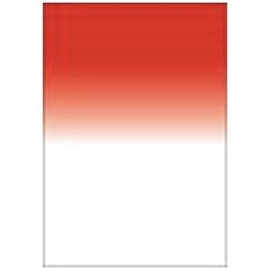 LEEリーフォトグラフィック樹脂フィルター 100X150mm角 ハーフカラーグラデーションマホガニー3(ダークレッド)(送料無料)