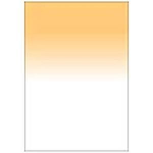 LEE LEEリーフォトグラフィック樹脂フィルター 100X150mm角 ハーフカラーグラデーションストロー3