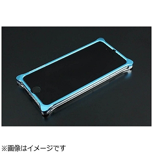 iPhone 6s/6用 Solid Bumper EVANGELION Limited GIEV-242REI(送料無料)