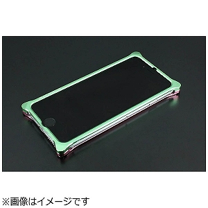 iPhone 6s/6用 Solid Bumper EVANGELION Limited GIEV-242MARI