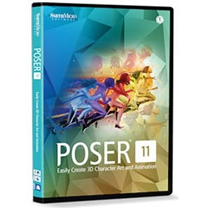 イーフロンティア 〔Win・Mac版〕Poser 11 POSER 11 POSER 11(WIN, カラクワチョウ:96022cf5 --- m.vacuvin.hu