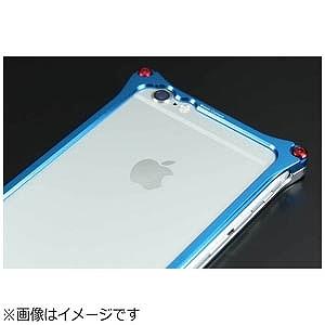 ギルドデザイン iPhone 6s/6用 機動戦士ガンダム ソリッドバンパー SBMPGDGD41611BL