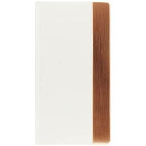 ROA iPhone 7用Calf Skin Metal Case ホワイト SLG Design SD8124i7