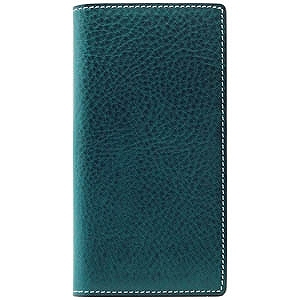 ROA iPhone 7 Plus用Minerva Box Leather Case ブルー SD8144i7P