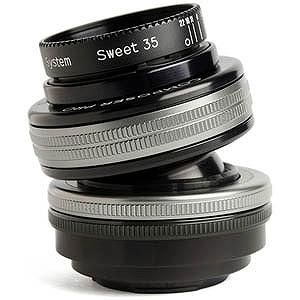 トキナー 交換レンズ レンズベビー コンポーザープロII スウイート35 (フジXマウント)
