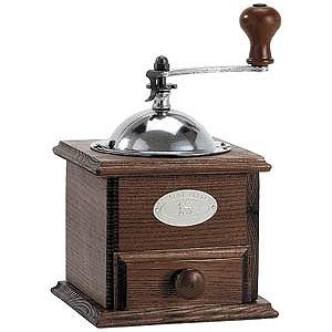 コーヒーミル「ノスタルジー」 841-1 茶木(送料無料)