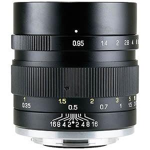 交換レンズ SPEEDMASTER 35mm F0.95 II(ブラック)(FUJIFILM Xマウント)(送料無料)