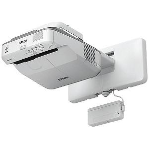 EPSON ビジネスプロジェクター 超短焦点壁掛け対応モデル EB-695WT