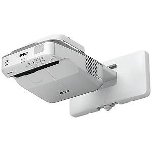 EPSON ビジネスプロジェクター 超短焦点壁掛け対応モデル EB-685WT