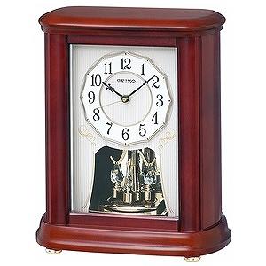 セイコー 電波置き時計 「スタンダード」 BY242B BY242B