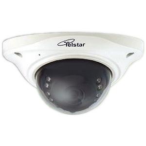 コロナ電業 (屋外軒下・屋内兼用)ドーム型防犯カメラ 「テルスター ドーム型カメラ」 TR-H200MD(送料無料)