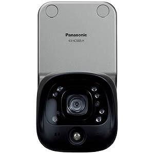パナソニック ホームネットワークシステム 「スマ@ホーム システム」 (屋外バッテリーカメラ) KX-HC300S-H(送料無料)