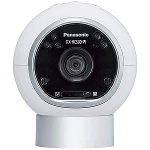 パナソニック ホームネットワークシステム 「スマ@ホーム システム」 (おはなしカメラ) KX-HC500-W(送料無料)