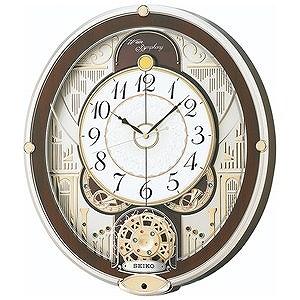 セイコー 電波からくり時計 RE577B