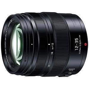 パナソニック 交換レンズ LUMIX G X VARIO 12-35mm / F2.8 II ASPH. / POWER O.I.S.【マイクロフォーサーズマウント】