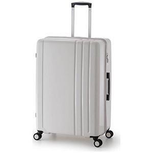 A.L.I TSAロック搭載スーツケース RUNWAY(96L) BC1003(ホワイトスキン)(送料無料)