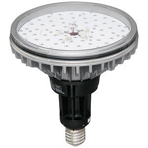 アイリスオーヤマ 高天井用LED E39口金ファンレス 水銀灯250W相当 角80° LDR65N-E39-80