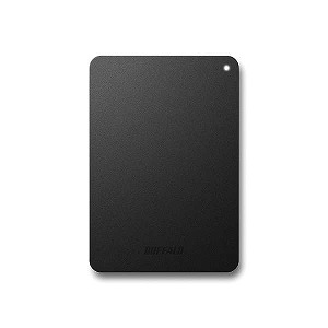 バッファロー ポータブルHDD HD-PNF3.0U3-GBE(ブラック 3TB)(送料無料)