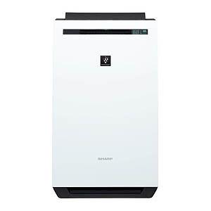 シャープ 除加湿空気清浄機(空気清浄:~32畳/加湿:~18畳/除湿:~20畳) KC-HD70-W (ホワイト系)
