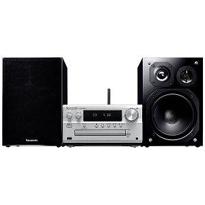 パナソニック (ハイレゾ音源対応) Bluetooth/WiFi対応 ミニコンポ SC-PMX150S