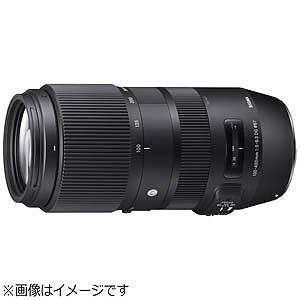 シグマ 100-400mm F5-6.3 DG OS HSM Contemporary【ニコンFマウント】 100400F563DGOSHSM