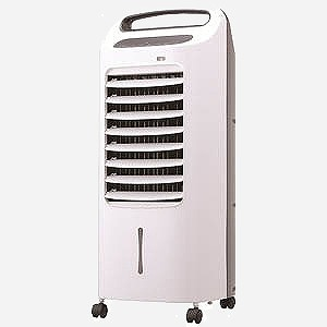 SIROCA リモコン付加湿機能付温冷風扇 「なごみ」 AHC-127(送料無料)