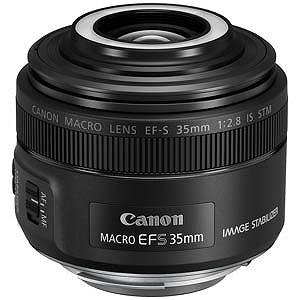 Canon 交換レンズ EF-S35mm F2.8 マクロ IS STM【キヤノンEFマウント(APS-C用)】