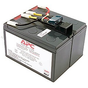 シュナイダーエレクトリック SMT500J/SMT750J 交換用バッテリキット APCRBC137J(送料無料)