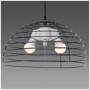 瀧住電機工業 LEDペンダント照明 GL2014BKP
