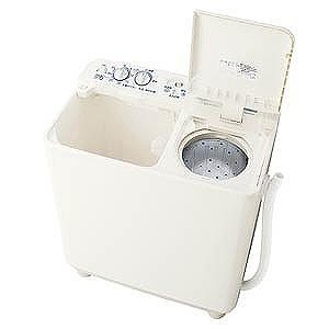 AQUA 二槽式洗濯機(洗濯・脱水容量4.5kg) AQW-N451(ホワイト)(標準設置無料)
